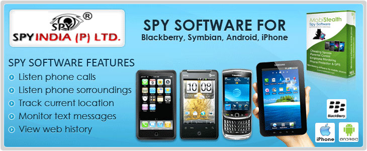 spy mobile tracker india ios