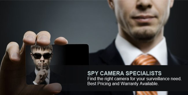 Spy Products Supplier in Delhi & India