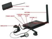 Spy Wireless Audio Transmitter